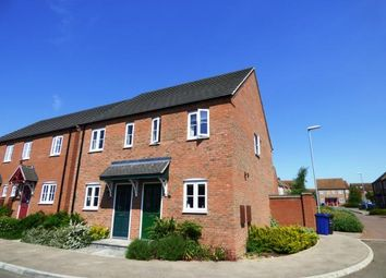 Thumbnail 2 bed semi-detached house for sale in Hancock Drive, Bardney, Lincoln, Lincolnshire