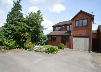 4 bed detached house for sale in Camelot Way, Narborough LE19