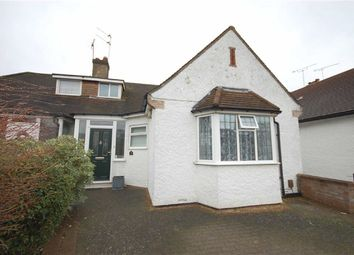 Thumbnail 3 bed semi-detached bungalow for sale in Willow Gardens, Ruislip Manor, Ruislip