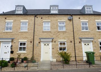 Thumbnail 3 bed town house for sale in Field Acre Way, Long Stratton