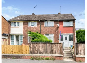 3 bed semi-detached house for sale in Monnow Way, Newport NP20