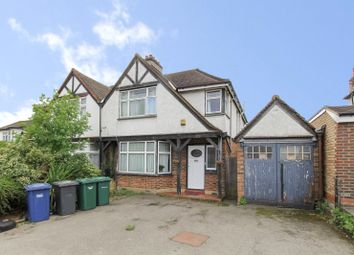 Thumbnail 3 bed semi-detached house for sale in Purcells Avenue, Edgware