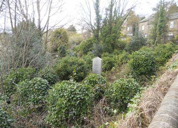 Land for sale in Chapel Lane, Oakworth BD22