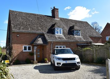 Thumbnail 3 bed semi-detached house for sale in West Park Lane, Damerham, Fordingbridge