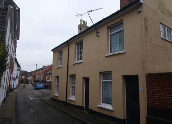 Thumbnail 3 bedroom cottage to rent in Eastgate Street, Harwich