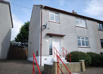 3 bed semi-detached house for sale in Jean Armour Place, Saltcoats KA21