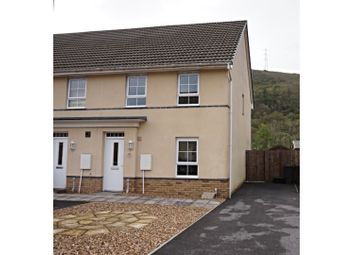 Thumbnail 3 bed end terrace house for sale in Ynys Y Wern, Port Talbot