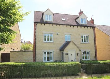 Thumbnail 5 bed detached house for sale in Madley Way, Witney