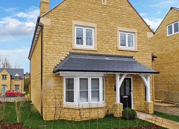 Thumbnail 3 bedroom detached house to rent in Ascot Way, Bicester, Oxfordshire