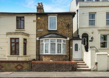 Thumbnail 2 bedroom terraced house for sale in Dover Road, Northfleet, Gravesend, Kent