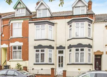 Thumbnail 4 bedroom terraced house for sale in Morley Road, Highfields, Leicester