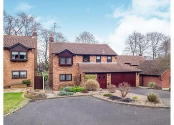 Thumbnail 4 bedroom detached house for sale in Rectory Gardens, Wollaton, Nottingham, Nottinghamshire