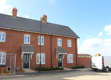 Thumbnail 2 bed terraced house to rent in Mercia Road, Great Denham, Bedford