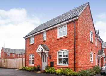 Thumbnail 3 bed semi-detached house for sale in Muskett Drive, Northwich