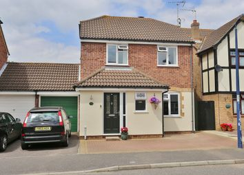 Thumbnail 3 bed detached house for sale in Valley Walk, Felixstowe