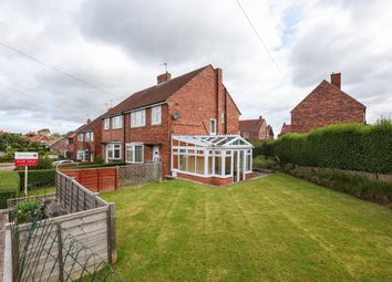 Thumbnail 3 bed semi-detached house for sale in Serlby Lane, Harthill, Sheffield