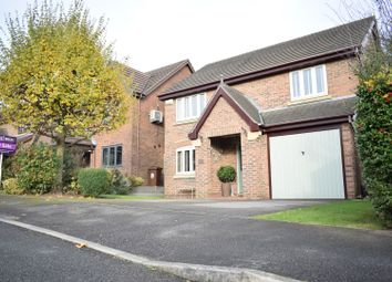 Thumbnail 4 bed detached house for sale in Epping Way, Mansfield