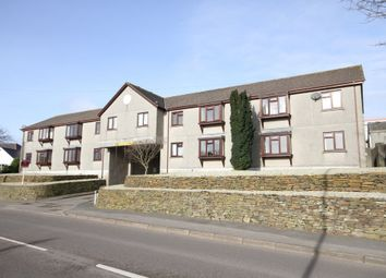 Thumbnail 2 bed flat for sale in Kernick Road, Penryn