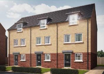 Thumbnail 3 bed town house for sale in Thornton Road, Ellesmere Port