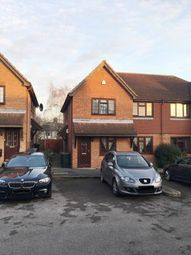Thumbnail 2 bedroom flat for sale in Blackmans Close, Dartford