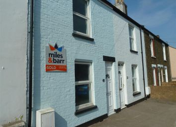 Thumbnail 2 bed terraced house to rent in Northwall Road, Deal