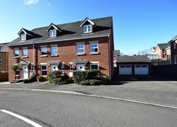 Thumbnail 3 bed town house for sale in Meadow Hill, Church Village, Pontypridd