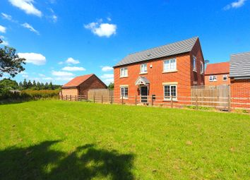 4 bed detached house for sale in Kirkwood Close, Leicester Forest East, Leicester LE3