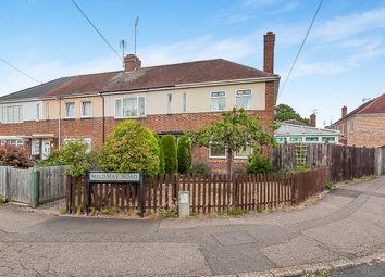 Thumbnail 3 bedroom end terrace house for sale in Mildmay Road, Walton, Peterborough