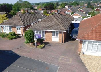 Thumbnail 3 bed detached bungalow for sale in Newlands Close, Stone