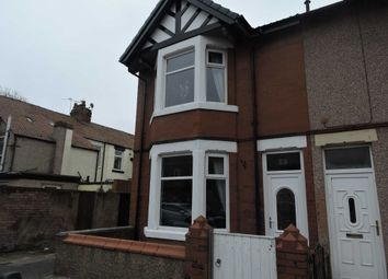 Thumbnail 3 bed end terrace house for sale in Birch Street, Fleetwood