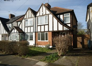 Thumbnail 3 bed semi-detached house to rent in Brook Drive, Harrow, Middlesex