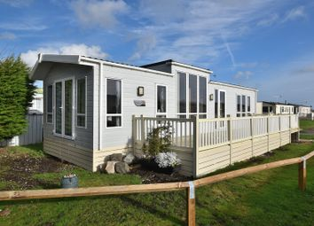 Thumbnail 2 bed mobile/park home for sale in St. Osyth Beach Holiday Park, Clacton-On-Sea