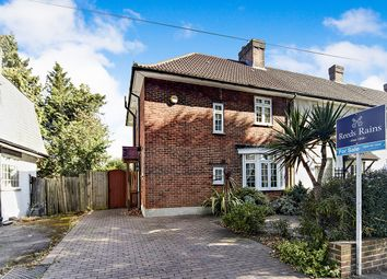 Thumbnail 3 bed semi-detached house for sale in King Alfred Avenue, London