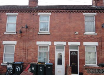 Thumbnail 2 bedroom terraced house for sale in Smith Street, Coventry, West Midlands