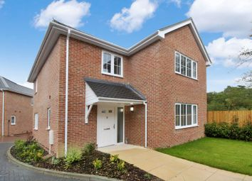 Thumbnail 4 bed detached house for sale in Hunts Pond Road, Fareham