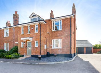 Thumbnail 3 bed semi-detached house for sale in Greenwich Avenue, Brentwood, Essex