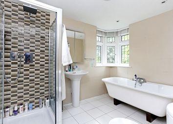 Thumbnail 5 bedroom detached house to rent in Edgwarebury Lane, Edgware