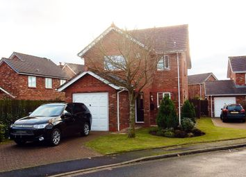 Thumbnail 3 bed detached house for sale in Summerfields, Dalston, Carlisle