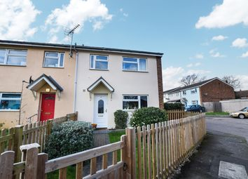Thumbnail 3 bed end terrace house for sale in Goldingham Drive, Braintree