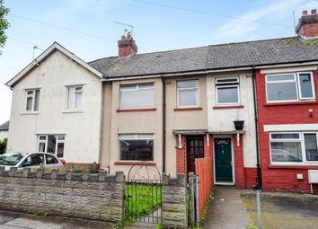 Thumbnail 3 bed terraced house for sale in Madoc Road, Tremorfa, Cardiff