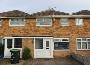 Thumbnail 3 bed town house for sale in Sywell Close, Sutton-In-Ashfield