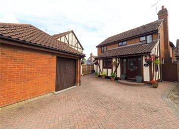Thumbnail 4 bed detached house for sale in Dalwood, Shoeburyness, Southend-On-Sea, Essex