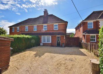 Thumbnail 3 bed semi-detached house for sale in Oakley, Basingstoke