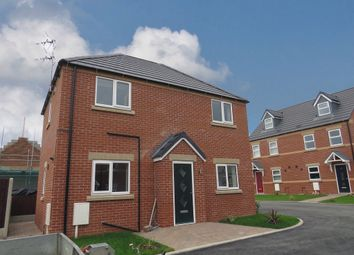 Thumbnail 1 bed flat for sale in Leafy Lane, Heanor