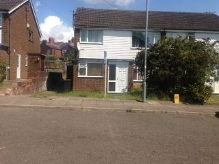 Thumbnail 2 bed maisonette to rent in Chadwell Close, Luton