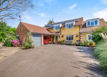 Thumbnail 4 bed detached house for sale in Coombe Lane, Bristol