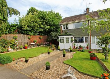 Thumbnail 3 bed end terrace house for sale in The Willows, Newington, Kent