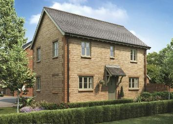 Thumbnail 3 bed detached house for sale in Oundle Road, Weldon, Corby