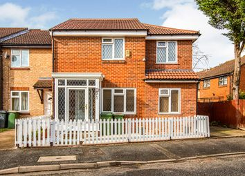 Thumbnail 4 bed end terrace house for sale in Turnstone Close, London