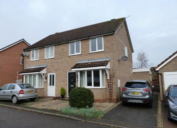 Thumbnail 3 bed property to rent in Wright Drive, Scarning, Dereham